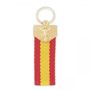 Keychain Spain Legion Christ