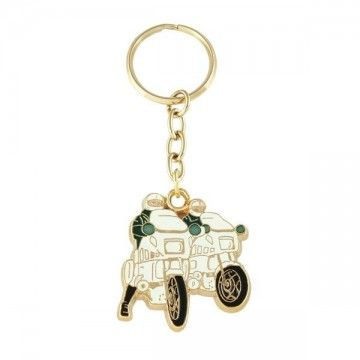 Keychain Gurdia Civil bikers