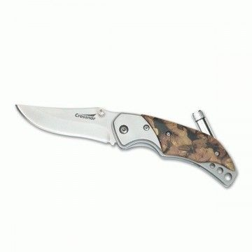 7.5 blade hunting knife cm, steel and aluminum