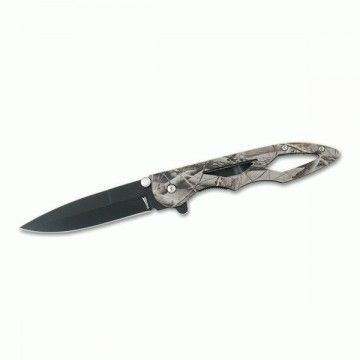 Knife hunting blade 8.5 cm, V-lacquered aluminium