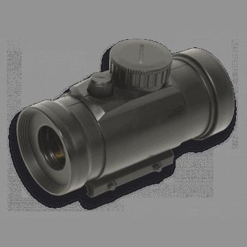 Mira de punto rojo, de 105 mm, de la marca SWISS ARMS