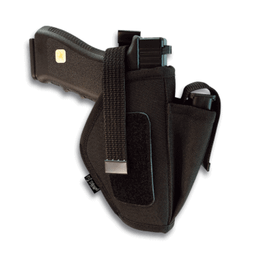 Holster DINGO by closing system with brooch IV
