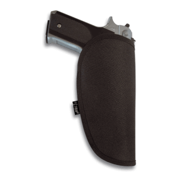 DINGO Holster with closing system by means of belt clip
