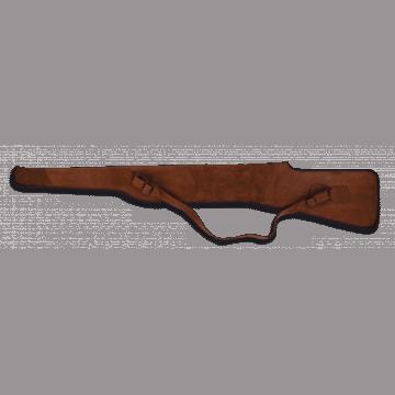 Funda para arma larga DINGO fabricada en serraje III