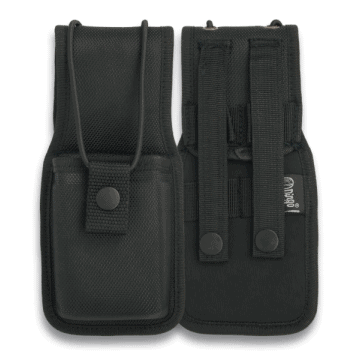 Walkie Talkie cover, made of high quality molded nylon. 2A