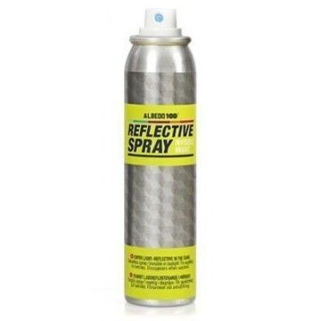 Invisible Bright reflective spray. Albedo100 200 ML