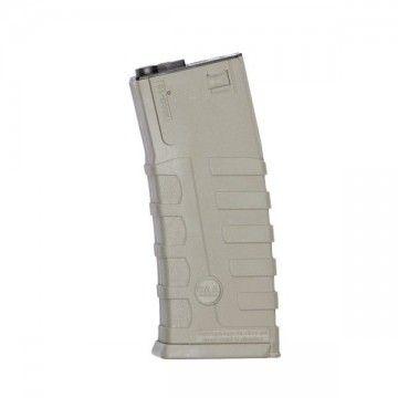 Cargador de fusil de 360 BBs AEG, CAA M4