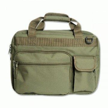 Aktenkoffer / Mehrzweck Transport Tasche. Khaki