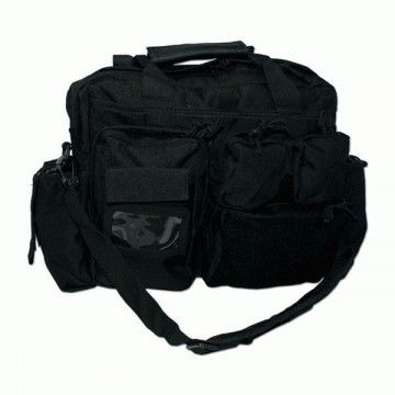 Maletín / bolsa de transporte multiusos de color negro