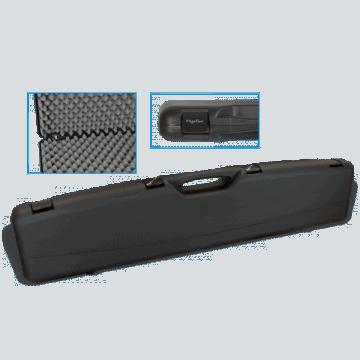 Maletín de transporte de arma larga de 125 x 25 x 11 cm