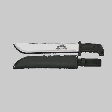 Cuchillo machete de la marca Albainox de 46 cm.