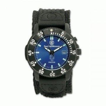 Reloj Smith & Wesson, modelo Police fire fighter