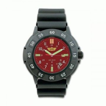 Reloj UZI, modelo Protector. Red.