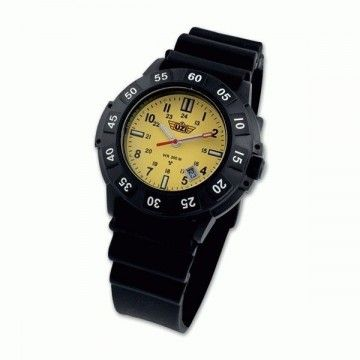 Reloj UZI, modelo Protector. Yellow.