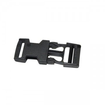 PVC buckle type 150 black