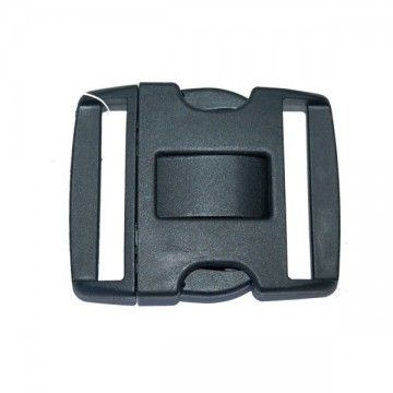 PVC safety type square buckle.