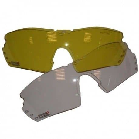 Cristales de recambio para gafas de protección Swiss Arms