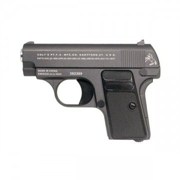 Pistola de muelle COLT 25 Full Metal