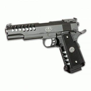 Pistola de muelle STI Combat ASG en full metal
