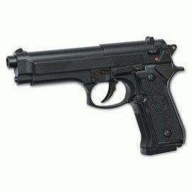 Pistola de muelle M92F Hop-Up Bicolor ASG