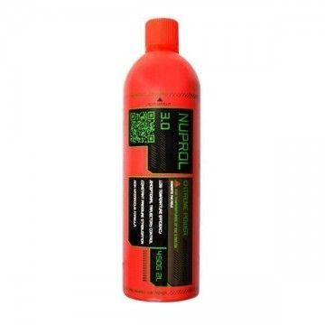 Bottle of gas NUPROL 3.0 Premium 2000ML (450G)