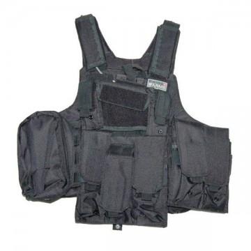 Chaleco táctico Swiss Arms, modelo Ciras. Black