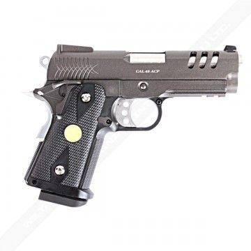 Pistola de Gas Blow Back BABY Hi-Capa 3.8 WE
