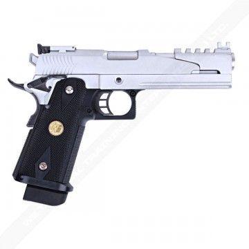 Pistola de Gas Blow Back SILVER DRAGON 5.1 B