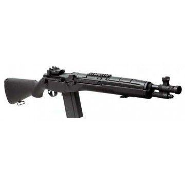 Fusil AEG M14 Socom Black de Cyma.