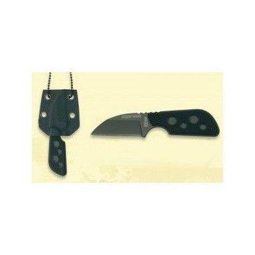 Cuchillo táctico RUI de 10.5 cm,con accesorio colgante kydex.
