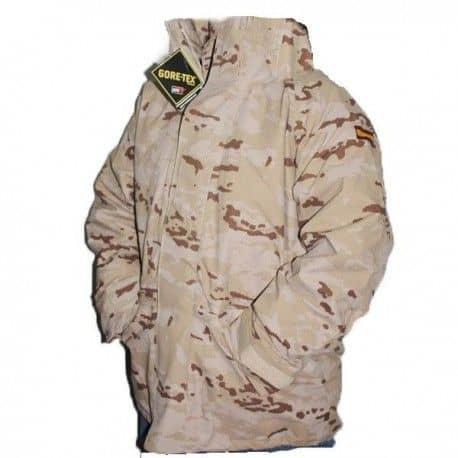 100% de garantía de satisfacción mejores marcas última colección Chaquetón militar camo árido del ejército español. - Annack Militar