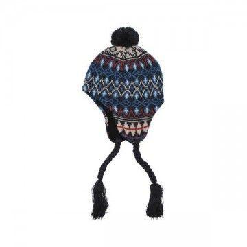 Gorro de invierno, tipo peruano Max Multicolor