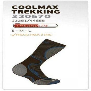 Calcetín técnico Coolmax Joluvi (X 2)