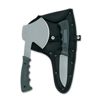 Hacha y cuchillo tácticos Herbertz