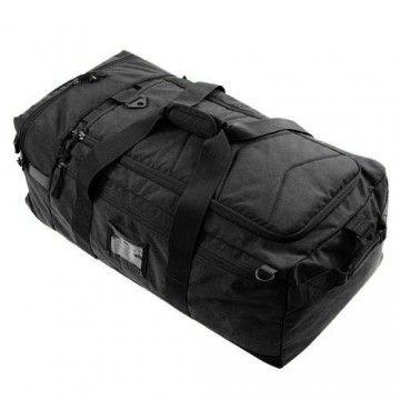 Bolsa de transporte Colossus Duffle Condor en color negro