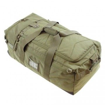 Bolsa de transporte Colossus Duffle Condor en color coyote