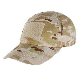 Gorra Condor Tactical Cap en color árido