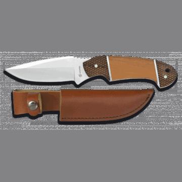 Cuchillo deportivo albainox de 19 cm, especial para la caza.