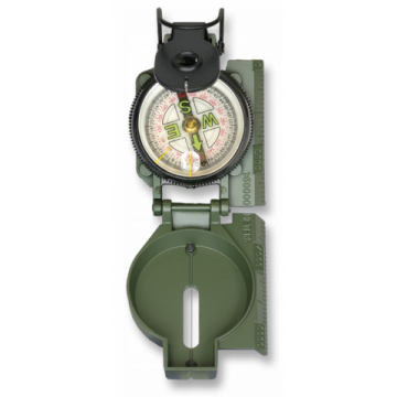 Brújula militar verde de Dingo