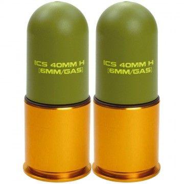 Granada de 40 mm ICS (2 unidades)
