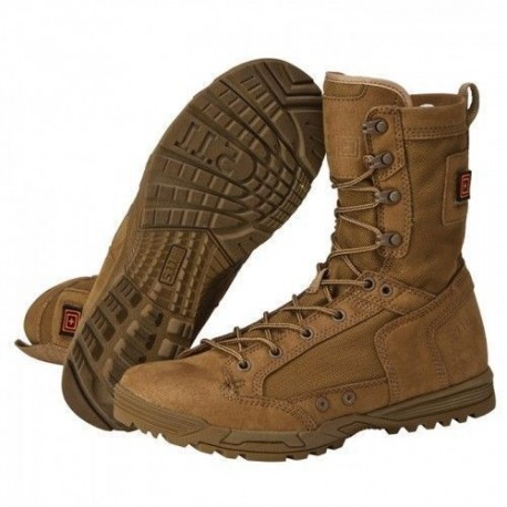 Botas tácticas 5.11 TACTICAL - Skyweight Rapid Dry coyote