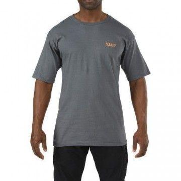 Camiseta Flight Path en color Gris de 5.11 Tactical