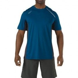Camiseta RECON Adrenaline en color Azul de 5.11 Tactical