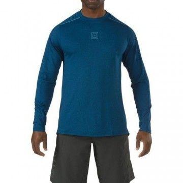 Camiseta RECON Triad Top en color Azul de 5.11 Tactical