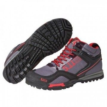 Botas Outdoor Range Master Waterproof Gunsmoke Red de 5.11