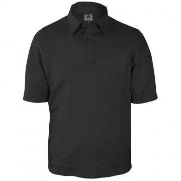 Polo Ice Performance en color negro de Propper