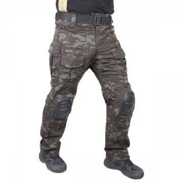 Pantalón táctico GEN3 en Black Multicam de Emerson