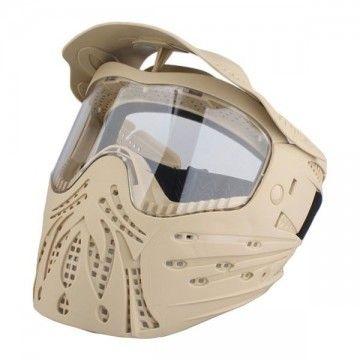 Casco / Máscara de protección completa en Tan de Emerson