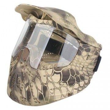 Casco / Máscara de protección completa en Kryptek Highlander de Emerson