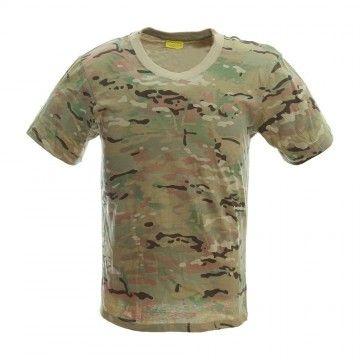 Camiseta en Multicam de Dragonpro